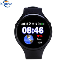 WIFI Smart Watch Pedometer Global Positioning Baby Wristband Anti-Lost Monitor SOS CALL Location Device GPS Tracker For Kids(China)