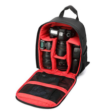 Hot-sale 3 Colors Camera Backpacks Gifts High Quality Camera Bag Gifts Camera Backpack Bag Waterproof DSLR Case for Canon