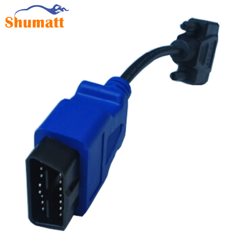 NEXIQ 125032 Usb Link PN 441009 J1962 Diesel Heavy Duty Truck Diagnostic Tools Adapter Connector Cables for GMC CAT DDS059(China)