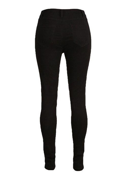Wash-Denim-Black-Lace-up-Front-Sculpt-Jeans-6_