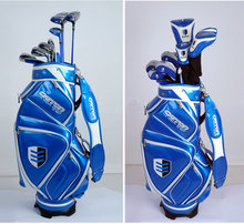 Golf Clubs Original Men's Complete Sets With Golf Standard Bag Good Quality Golf Club Sets(China)