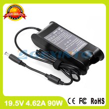 19.5V 4.62A 90W laptop charger ac power adapter J62H3 K9TGR for Dell Latitude D505 E6510 E6520 D510 E6400 E6400n D520 E5530(China)