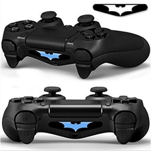 High Qaulity PVC Decal Skin Custom For Playstation 4 LED Light Bar Decal Sticker for PS4 Dualshock Controller Hot selling