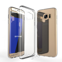 Transparent Case For Samsung Galaxy S7 S6 edge Ultra Thin Clear Soft TPU Silicone Cover Cases For Galaxy S6 S7 Case Coque Fundas(China)
