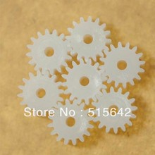 18-2A  plastic gear for toys small plastic gears toy plastic gears set plastic gears for hobby