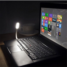 Mini Soft Flexible USB Led Light Table Lamp Gadgets For Power bank PC laptop notebook Android phone OTG cable