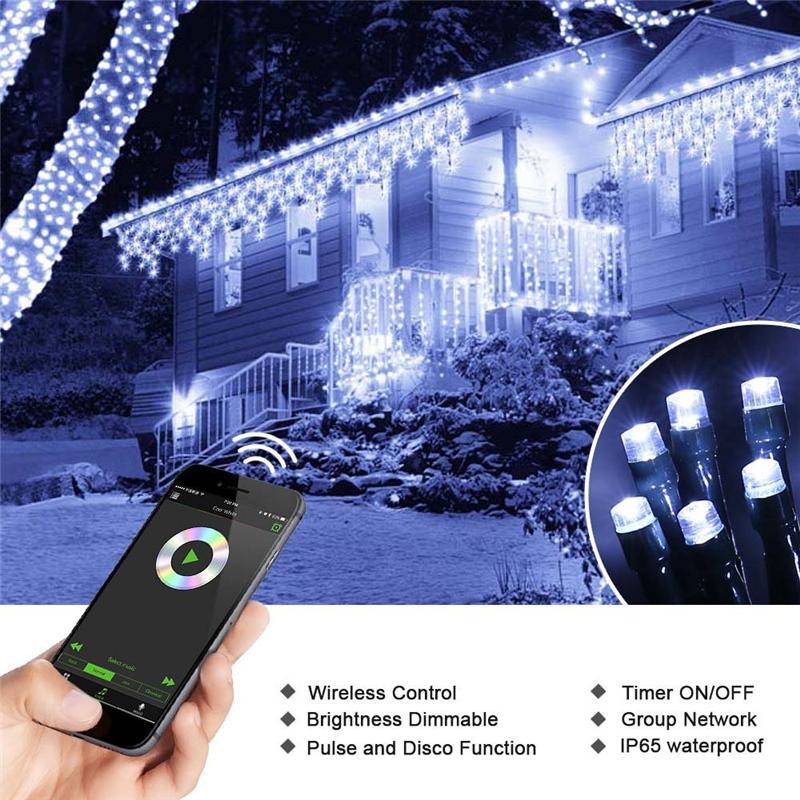 Dimmable LED Christmas Lights (7)