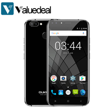Original Oukitel U22 5.5 Inch HD Screen Smartphone Four camera 2GB 16GB MTK6580A Android 7.0 cell phone