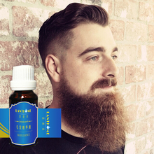 Men Beard Growth oil Thicker Essence 10ml Pubic Chest Mustache Treatment Serum Fast hair grow products for women Eyelash Growth