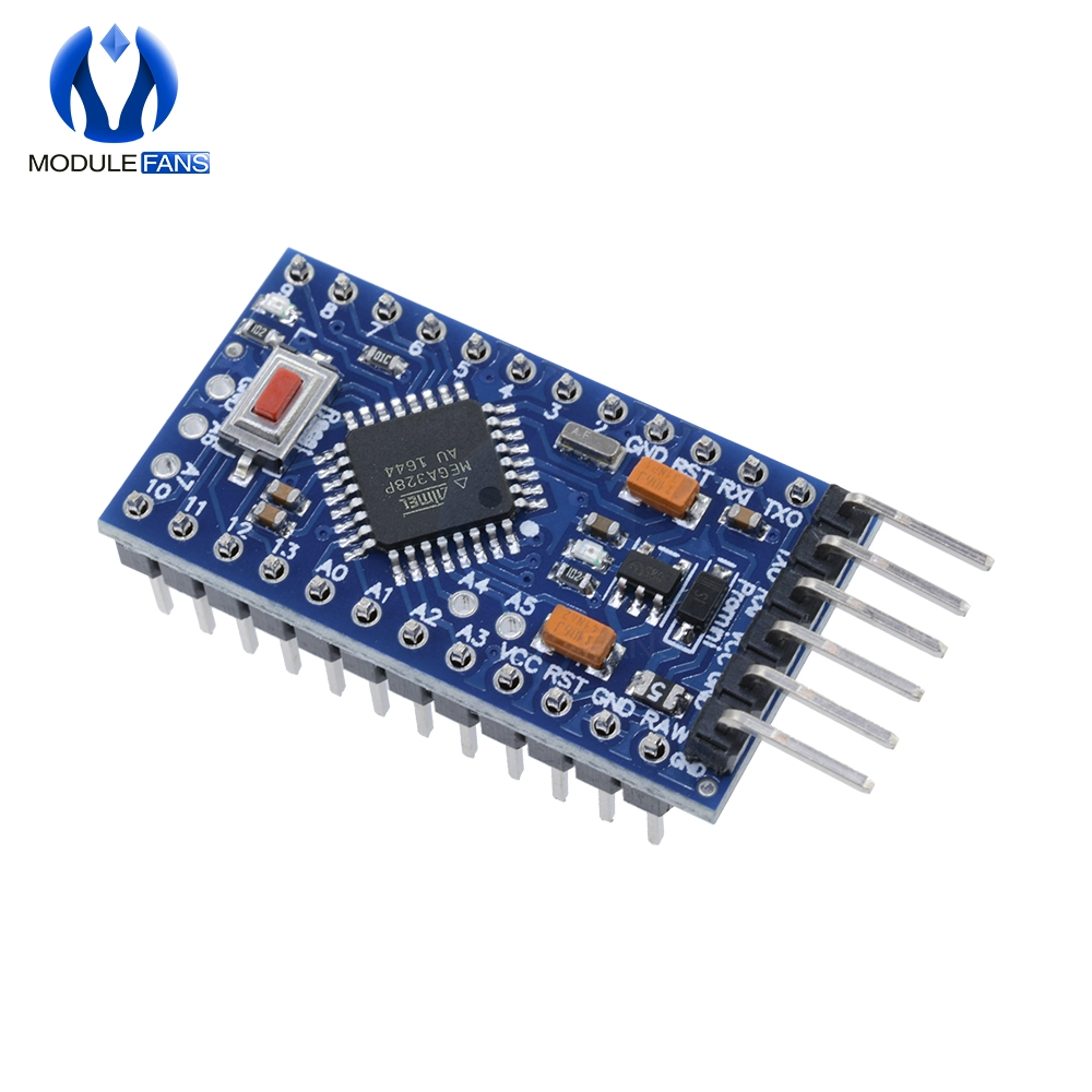 5 Pro Mini Arduinos 3.3 v 8m sustituir Atmega128 Arduino Compatible Nano Nuevo