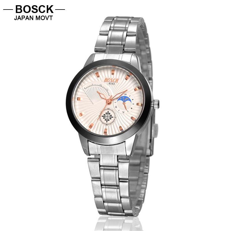 Bosck Fashion Quartz Watch Men Women hub oyster Watches Water Resistant Lover Casual Wristwatches montre de luxe moda mujer 5393<br><br>Aliexpress