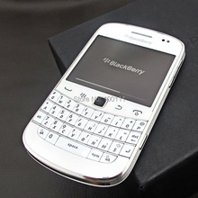 Unlocked Bold Original blackberry 9900 smart phone with 5 MP camera 8G ROM , Free DHL-EMS Shipping