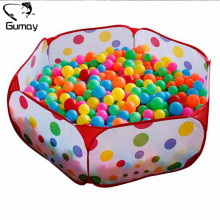 Outdoor Water Sports Children Kid Ocean Ball Pit Game Play Tent Kids Hut Pool Play House Indoor Baby Pool Accessories(China)