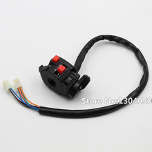 9 Pin CHINESE ATV MINI QUAD LEFT SIDE CONTROL SWITCH 50CC 70CC 90CC 110CC 125CC 150CC