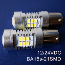 High quality 10W 12/24VDC BA15s,1156,P21W,PY21W Truck led lamps,1141 BAU15s Goods van led Tail lights free shipping 50pcs/lot