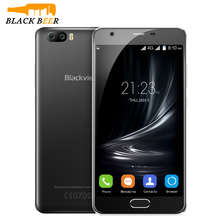 "Blackview P2 lite Mobile Phone 6000mAh 4G FDD LTE Android 7.0 5.5"" FHD MTK6753 Octa Core 3G+32G 13M Metal 9V2A Support 5G Wifi(China)"