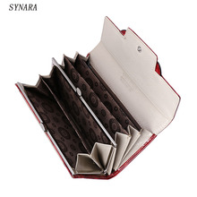 Women Wallets Patent Leather High Quality Designer Brand Wallet Lady Fashion Clutch Casual Women Purses Party(China)