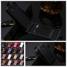 "TOP Luxury Leather Case For Xiaomi Redmi 4X / 4 X Hongmi4X 5.0"" Cellphone Wallet Flip Cover Case Housing Mobile Phone Shell"