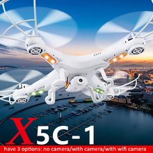 Buy Drone X5C-1 RC FPV Quadcopter Camera Drone 2.4G 4 Axis RC Helicopter Toy Drones Can Carry Camera Wifi HD Quadcopter Drone for $37.32 in AliExpress store