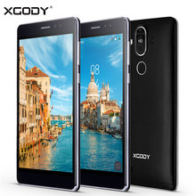 XGODY Y22 Smartphone 6.0 Inch 1GB RAM+16GB ROM Quad Core Android 5.1 Dual SIM Cards 8.0MP GPS WiFi WCDMA 3G Unlocked Cell Phones(China)