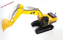 Sales Promotion!!!1/12 Scale RC Hydraulic Excavator(China)