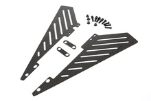 1/5 scale rc baja parts baja 5B carbon fiber side rail 85303 FOR HPI KM ROVAN BAJA 5B