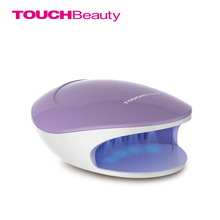 TOUCHBeauty 2 in 1 UV Light & Air Nail Dryer with Automatic Press Switch, 5 Curing Lamp, Powerful Fan Drying TB-1439