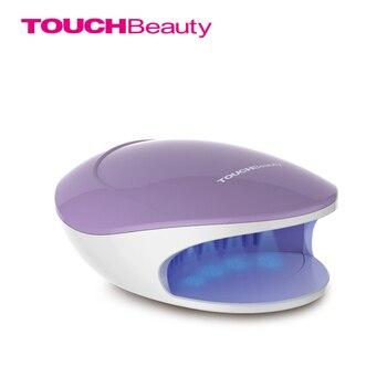 TOUCHBeauty 2 en 1 UV Light & Air Nail Sèche avec Automatique Appuyez Sur L'interrupteur, 5 Traitant la Lampe, puissant Ventilateur Séchage TB-1439