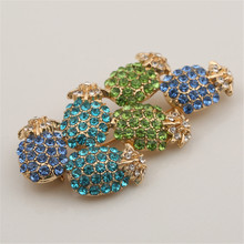 2016 free shipping Fashion jewelryFashionable woman new stores recommend pineapple fashion accessory brooch