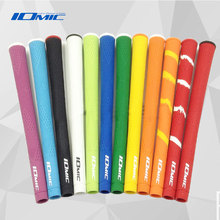 Golf-Grip Rubber IOMIC New 15pcs/Lot Black-Color High-Quality