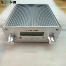 Free Shipping 76 MHz to 108 MHz Adjustable Stereo Radio Broadcast NIO-T6A FM PLL Transmitter  Suit for Various Scenarios