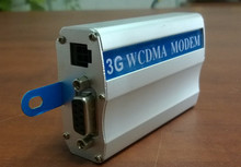 high quality modem multi-sim smallest usb RS232 modem 3g 5360 wcdma tcp/ip device(China)