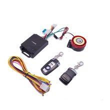 Bicycle motorcycle alarm system auto 125dB Anti-theft Security Remote Control Engine Star For honda kawasaki suzuki yamaha