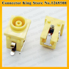 1 Piece Yellow Power Charging Socket Port Connector Laptop DC Jack 7.0*1.5 6.0*1.0 for SONY series/ Samsung series,DC-022