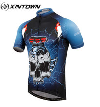 XINTOWN Cycling Jersey Ropa Ciclismo  completo ciclismo invernale skinsuit kit bicicleta electrica  motocross Bicycle Bike