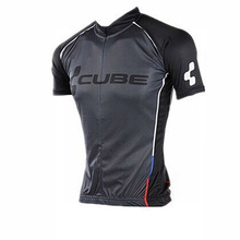 High Quality ! Summer Cube Cycling Jerseys Short Sleeve Bike Clothing MTB Bicycle Clothes Ropa Ciclismo
