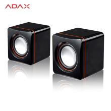 Mini Desktop 3.5mm USB Powered Computer Speaker for Desktop Laptop Notebook Tablet PC iOS Android Windows USB Speakers