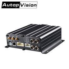 MDR7204 nice 1080p HD 8ch  car GPS WiFi monitoring mobile video surveillance train bus taxi   AHD MEGA PIXELS MDVR