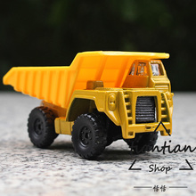 Maisto 1:64 alloy car model yellow Transporter children's toys children's favorite gifts family ornaments series