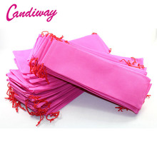 10pcs Erotic Adult Sex Toys Dedicated Pouch receive bag private storage bag secrect sex Products collection bag(China)