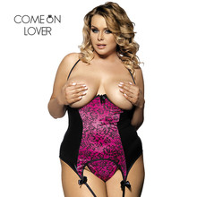 RI70134 Comeonlover Price Promotion Baby doll Sexy Lingerie Hot Cupless With Garter Erotic Lingerie Sexy Transparent Nightwear