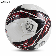 Standard PU Soccer Ball Official Size 5 Size 4 Football Goal League Ball Outdoor Sport Training Balls futbol voetbal bola L475(China)