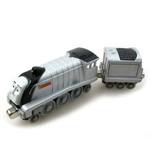 Diecasts Vehicles Thomas T125D SPENCER Thomas And Friends Magnetic Tomas Truck Car Locomotive Engine Railway Train Toys for Boys(China)