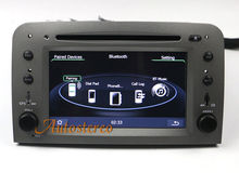 Car GPS Navigation DVD Stereo Headunit  FOR Alfa Romeo 147 GT In Car Dash MP3 Multimedia Player
