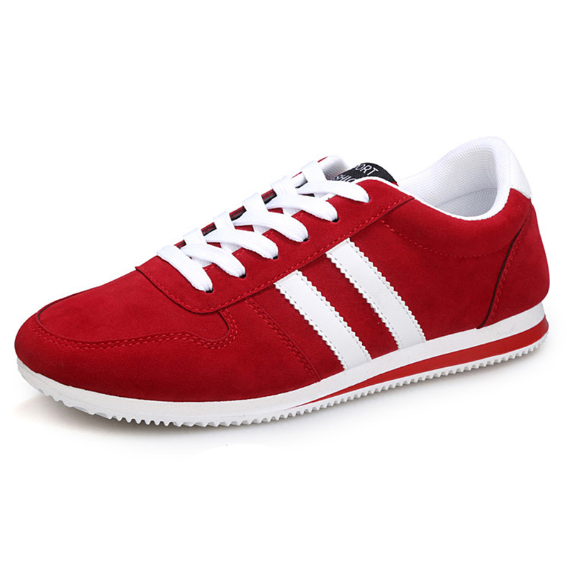 SCYL male Korean version Outdoor  Breathable casual shoes Red 42<br><br>Aliexpress