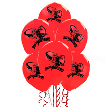 "12Pcs Miraculous Ladybug 12"" Latex Balloons Cartoon Colorful Printed Latex Party Birthday Supplies Toy Balloon Festival Kid Gift(China)"
