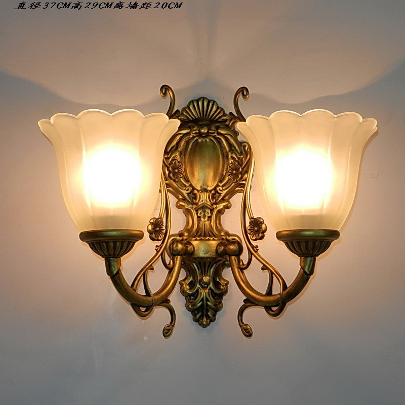 Lighting lamps fashion wall lamp iron lamps double slider stair wall lamp bed-lighting wl-38b<br><br>Aliexpress