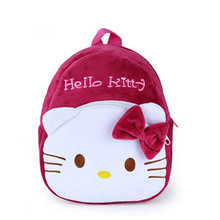 Children's Kindergarten Boy Hellokitty Backpack Plush Baby Children School Bags For Girls Teenagers Kid Plush Toy Bag mochila(China)