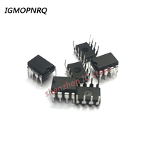 10PCS 6N135 DIP8 High Speed 1MBd Transistor Output New original free shipping fast delivery(China)