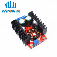 1PCS/LOT 150W Boost Converter DC to DC 10-32V to 12-35V Step Up Voltage Charger Module(China)